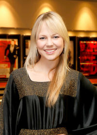 Adelaide Clemens at the Canada premiere of