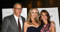 Jonathan Parker, Marley Shelton and Catherine di Napoli at the California premiere of