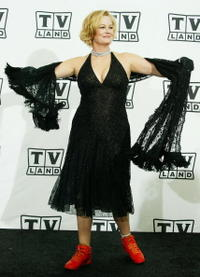Cybill Shepherd at the 2nd Annual TV Land Awards.