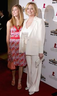 Cybill Shepherd and her daughter at the 3rd Annual Runway for Life Benefiting St. Jude Childrens Research Hospital and Celebrating the DVD release of