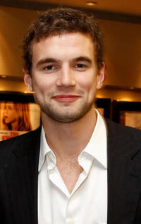 Alex Russell at the Canada premiere of