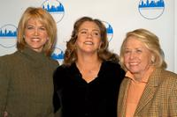 Paula Zahn, Kathleen Turner and Liz Smith at the CityMeals-On-Wheels 17th Annual Power Luncheon for Women.