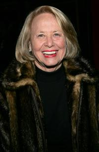 Liz Smith at the premiere of