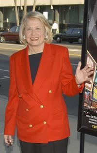 Liz Smith at the Los Angeles premiere of