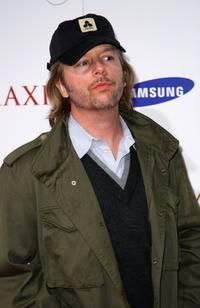 David Spade at the MAXIM Magazine kicks off Super Bowl weekend.