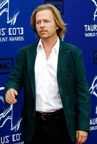 David Spade at the 7th Annual Taurus World Stunt Awards.