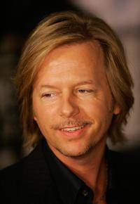 David Spade at the premiere of the film