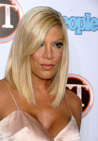 Tori Spelling at the 11th Annual Entertainment Tonight Party.