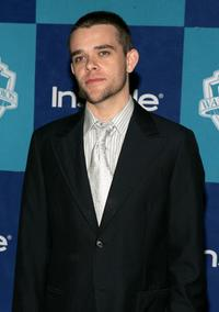 Nick Stahl at the Warner Bros./InStyle Golden Globe After Party.