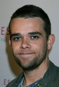 Nick Stahl at the launch party for Escada's newest scent