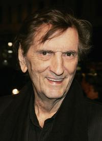 Harry Dean Stanton at the premiere of the HBO Original Series
