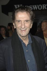 Harry Dean Stanton at the Al Pacino stars in Oscar Wilde's