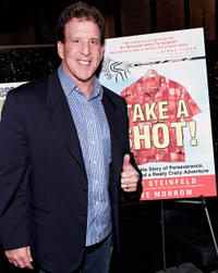 Jake Steinfeld at the TAKE A SHOT! Book Release Event in New York.