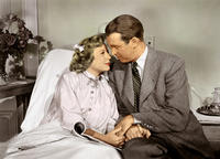 June Allyson and James Stewart in