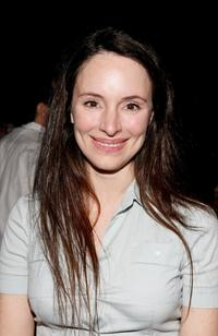 Madeleine Stowe at the 31st Humanitas Prize ceremony.
