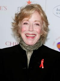 Holland Taylor at the special performance of A.R. Gurney's