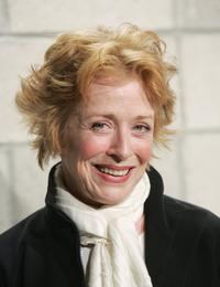 Holland Taylor at the King World TCA Party.