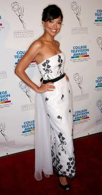Tamara Taylor at the 29th College Television Awards Gala.