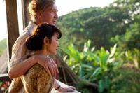 David Thewlis and Michelle Yeoh in