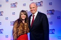 Jeri Thompson and Fred Dalton Thompson at the salute to FOX News Channel's Brit Hume.