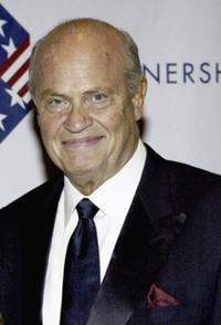 Fred Dalton Thompson at the Partnership For Public Service 2nd Annual Gala.
