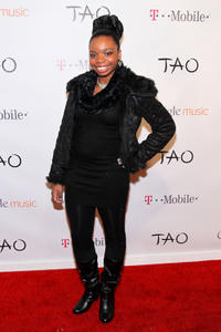 Toni Lysaith at the Google Music at TAO during the 2012 Sundance Film Festival.