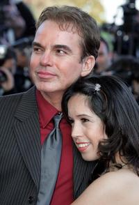 Billy Bob Thornton and his pregnant girlfriend Connie Angland at the screening of the film