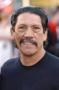 Danny Trejo at the premiere of