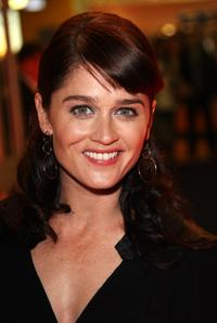 Robin Tunney at BFI 51st London Film Festival premiere of