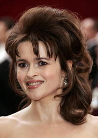 Helena Bonham Carter at the 78th Annual Academy Awards in Hollywood, California.