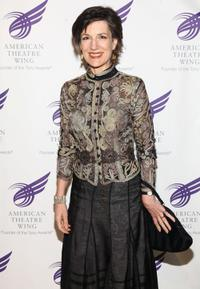 Harriet Walter at the American Theatre Wing's 2009 Spring Gala.