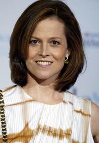 Sigourney Weaver at the 2004 Crest Whitestrips Style Awards.