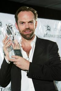 Hugo Weaving at the L'Oreal Paris 2005 AFI Awards.