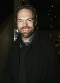 Hugo Weaving at the opening night of