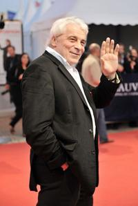 Jacques Weber at the 35th US Film Festival.