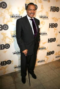 Billy Dee Williams at the Black Movie Awards.