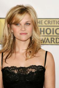 Reese Witherspoon at the 11th Annual Critics' Choice Awards.