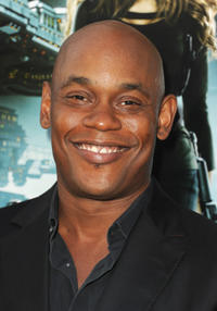 Bokeem Woodbine at the California premiere of