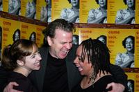 Kevin Anderson, Zoe Kazan and S. Epatha Merkerson at the opening night after party of