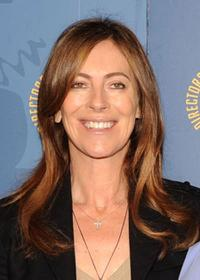 Kathryn Bigelow at the 62nd Annual Directors Guild Of America Awards.