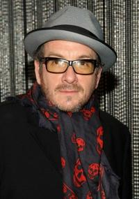 Elvis Costello at the Sundance Channel's debut of