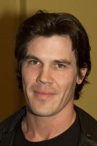 """Josh Brolin at the premiere of """"Hollow Man"""" in Westwood, California."""