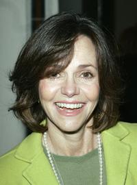Sally Field at the opening night of