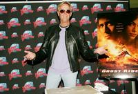 Peter Fonda at the promotion of his new film