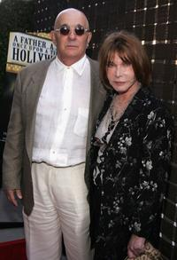 Lee Grant and Joseph Feury at the Premiere of