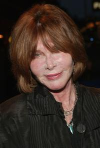 Lee Grant at the opening of