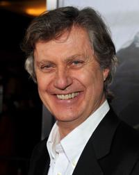 Lasse Hallstrom at the premiere of