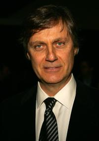 Lasse Hallstrom at the special screening of