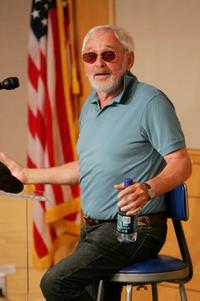 Norman Jewison at the book signing at Selby Public Library during the Sarasota Film Festival.