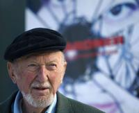 A File Photo of actor Irvin Kershner, dated 01 February 2007.
